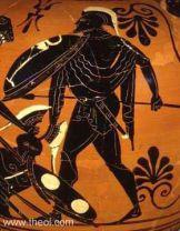Ares Courtesy Theoi E-Texts Library
