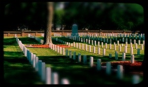 National Cemetery New Bern, North Carolina