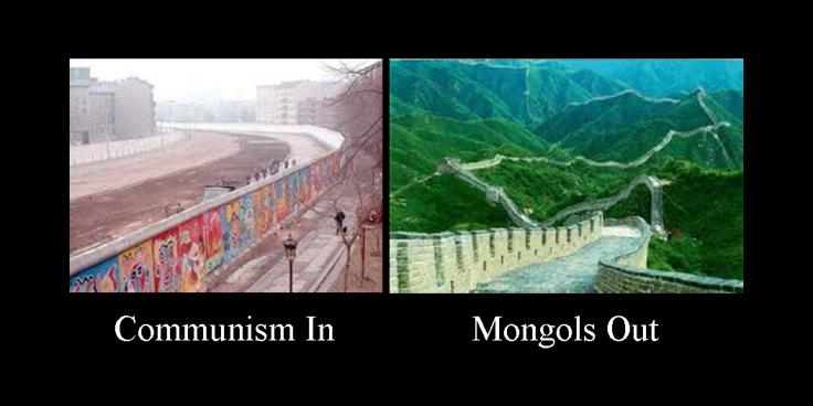 Berlin Wall of China
