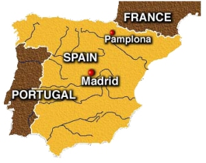 Pamplona_Map
