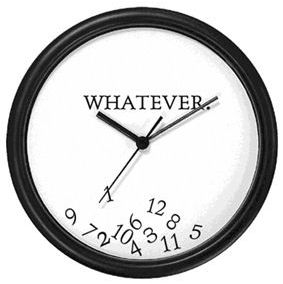 whateverclock