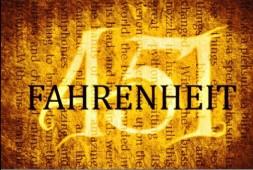 Burning Fahrenheit 451