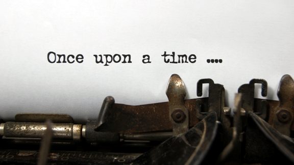 Fiction Typewriter Once Upon A Time
