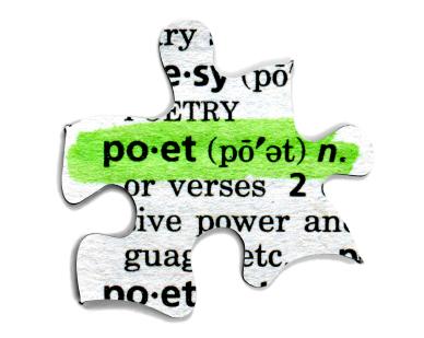 Poet Puzzle Piece