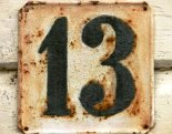 13 sign