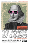 comedy of errors play poster