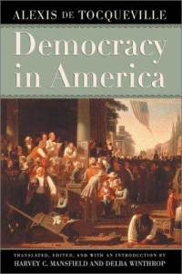 democracy in america and two essays on american Fix this democracy — now nearly two centuries later slaughter is the president and chief executive of new america fixing american democracy requires.