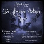 der fliegende hollander opera poster