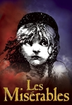 Les Miserables musical poster