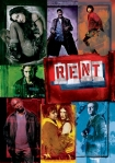 rent musical poster