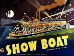 showboat musical poster