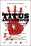 titus andronicus play poster