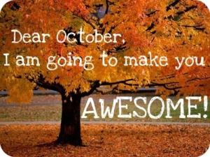 Dear-October