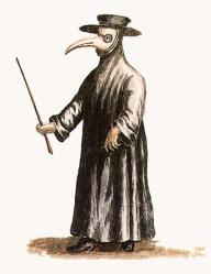 medieval doctor plague mask