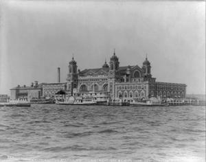 Ellis Island 1905