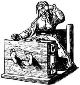 punishment stocks