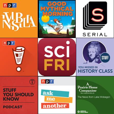 Podcasts Dec 2014
