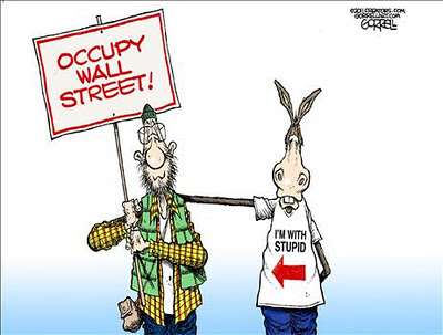 Occupy Cartoon