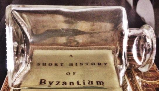 Byzantium in a Bottle