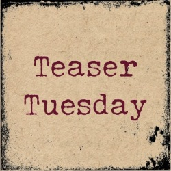 Teaser Tuesday