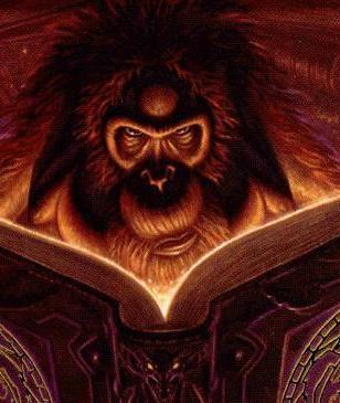Discworld Librarian