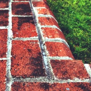 Low Brick Wall