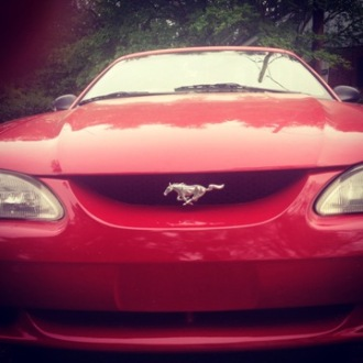 '96 Mustang