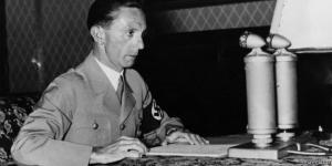 Goebbels Getty Images