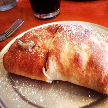 37th St Pizza Calzone