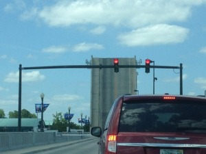 Concrete Drawbridge