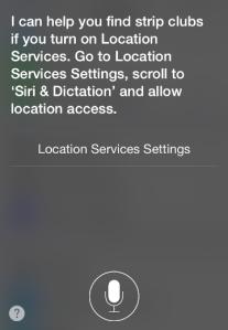 Bad Siri