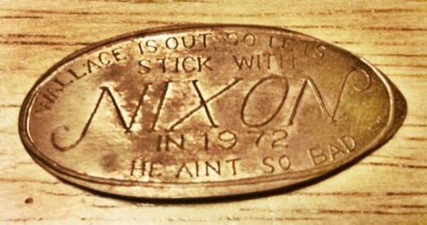 Nixon Squished Penny