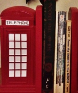 Old Books Summer Reading 2015