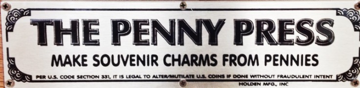 Pressed Penny Legal