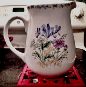 Tea Pitcher