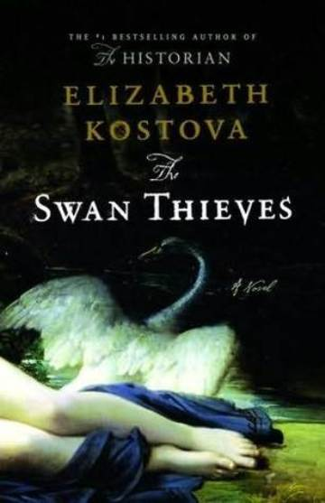 The Swan Thieves Cover