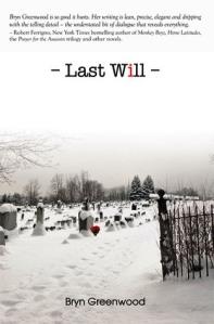 Last Will Cover