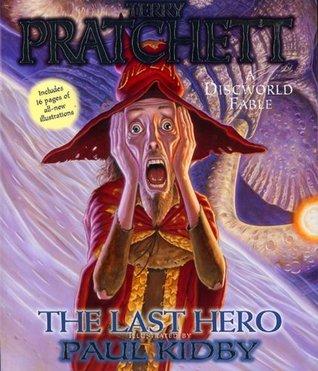 The Last Hero cover