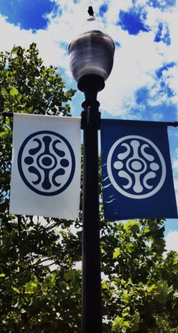 Tryon Palace Flags