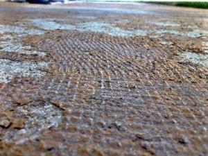 Carpet Glue on Cement