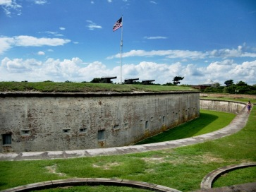 Fort Macon Flag 2