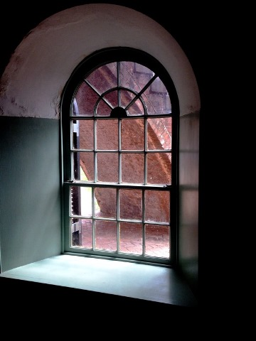 Fort Macon Window 1