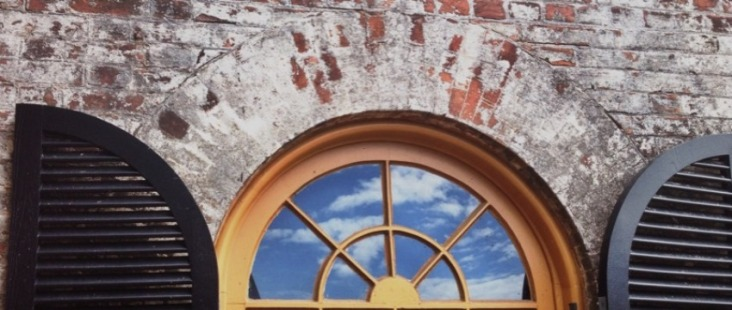 Fort Macon Window 2