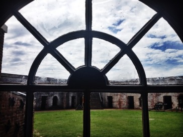 Fort Macon Window 3