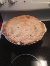 July 27 Apple Pie No 1