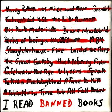banned books coaster