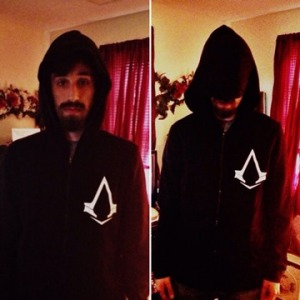 Birthday 2015 Assassins Creed Hoodie