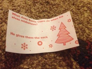 Christmas Cracker 2015 Joek