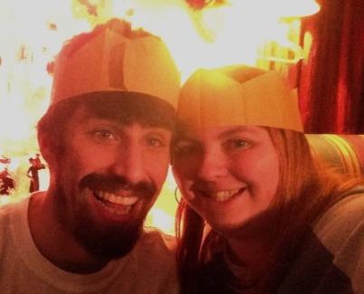 Christmas Cracker Crowns 2015