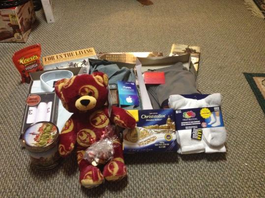 Christmas Eve 2015 Gifts